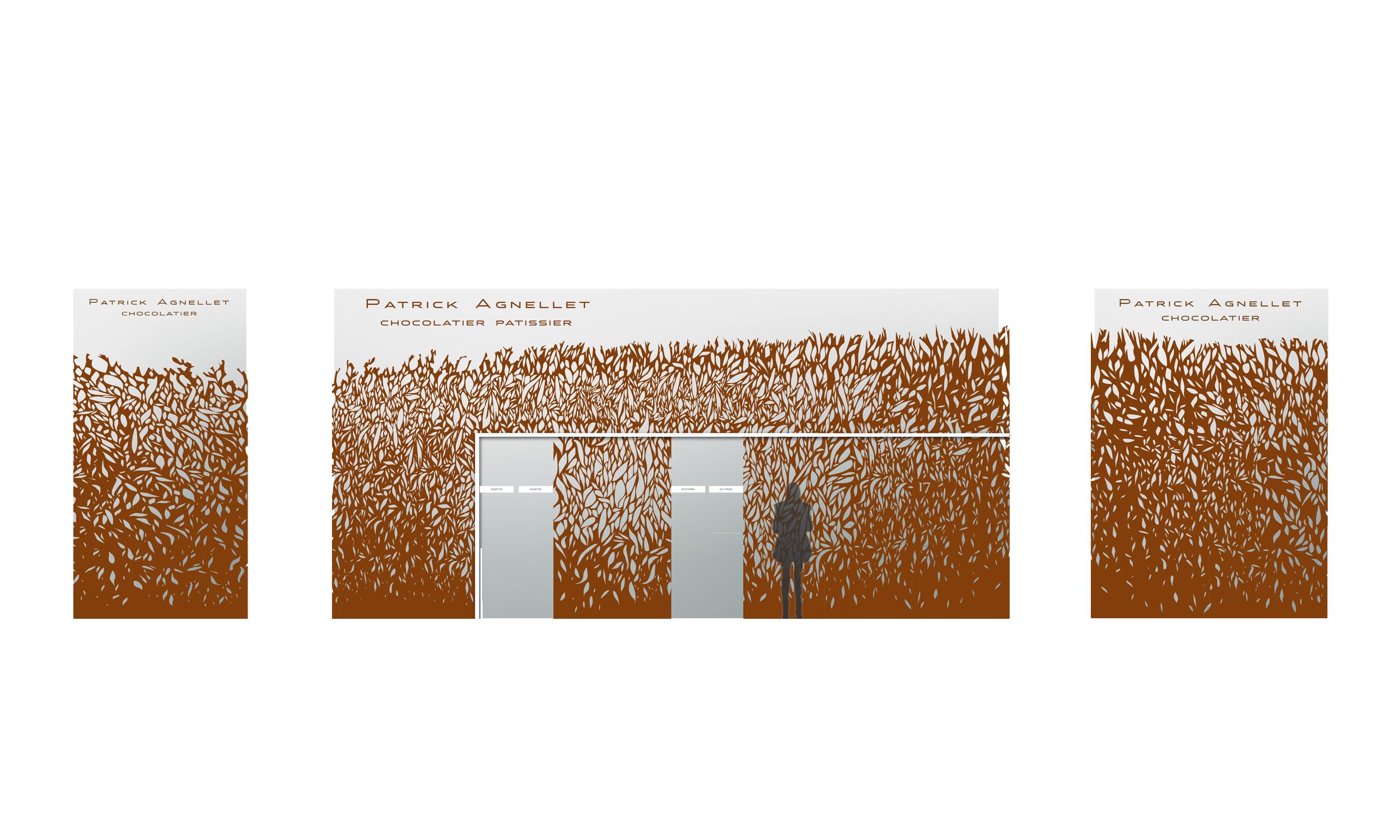 Rhizome studio design graphique for Architecture graphique